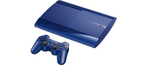 PS3アズライトブルー